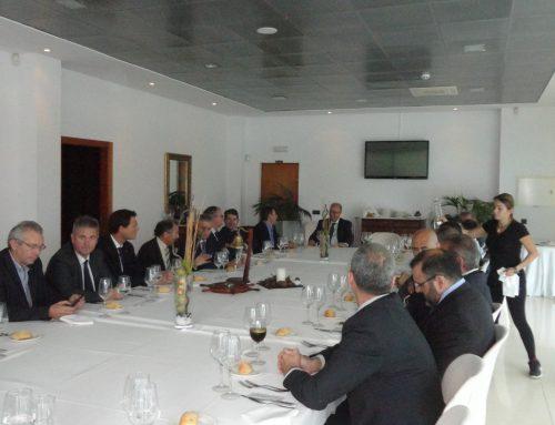 Reunión de la Junta Directiva 20 de octubre