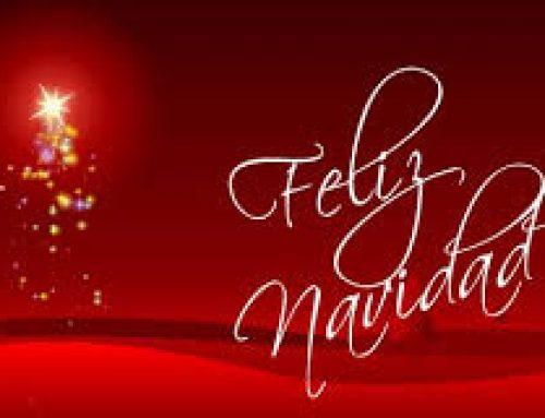 Invitación Comida Navidad